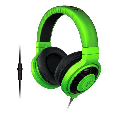 most comfortable gaming headset razer kraken pro gaming headset white green novero