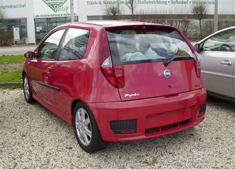 fiat punto 2 door fiat 2003 punto sporting 2door hatchback the history of