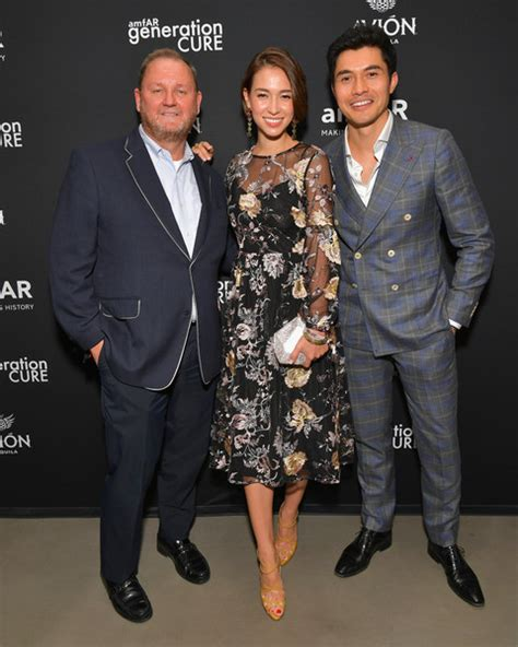 henry golding liv lo photos liv lo and henry golding photos photos amfar gencure