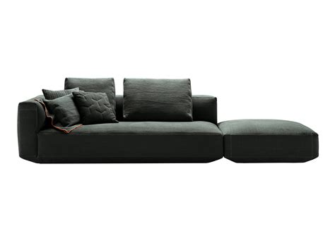 zanotta sofa sectional sofa pianoalto by zanotta design ludovica