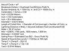 Mike Holt Electrical Formulas Electrical Transformer Calculations