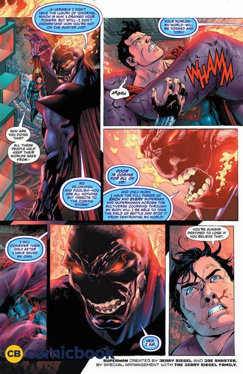 Superman Vol 3 Multiplicity Rebirth Tp Tomasi Comic Komik Dc Book avalia 231 227 o superman 9