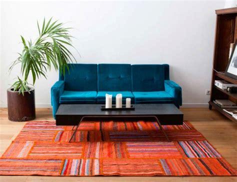 alfombras naranjas suma color y vitalidad a tu hogar con alfombras