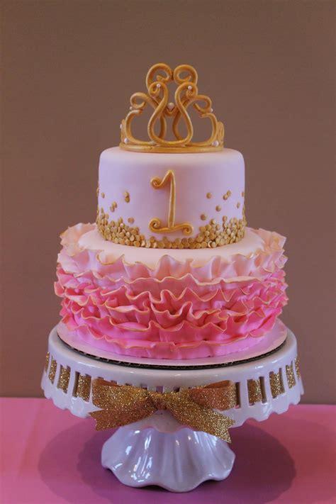 1st Birthday Cake by Richly Blessed Emery S 1st Birthday