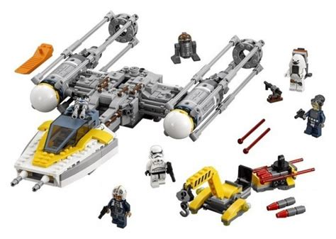 Bloemy Syari Set 3 new lego wars rogue one sets revealed for 2017 news the brothers brick the brothers brick