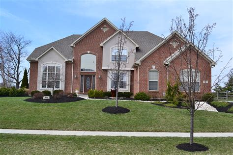 liberty township luxury homes