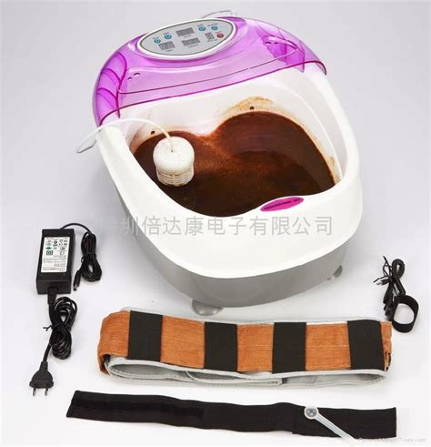 Home Foot Detox Machine by Ion Cleanse Detox Foot Spa Detox Machine Bk602 Oem