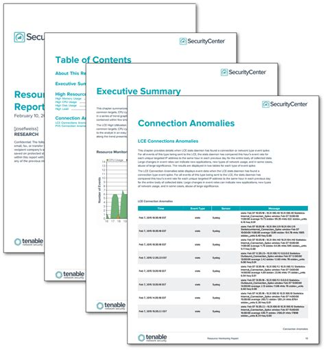network security report template auditing and assurance