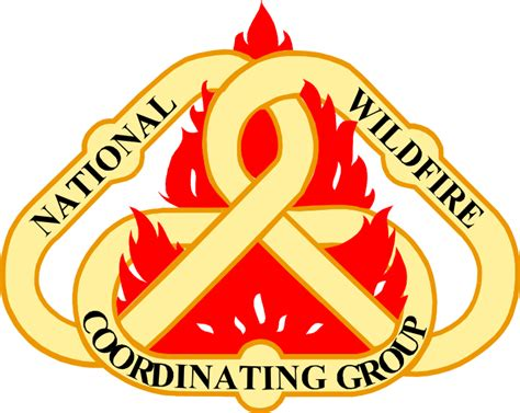 Wildland Card Template by File Us Nationalwildfirecoordinatinggroup Logo Svg