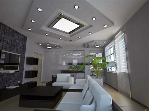 Recessed Ceiling Designs Modern Living Room Ceiling Lights Recessed Spotlights As