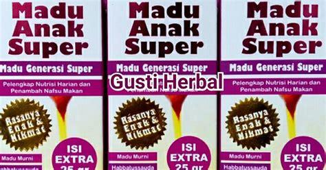 Madu Anak Xanthone 13 In 1 A 1 madu anak 9 in 1 gusti herbal herbal bandung madu hitam pahit klorofil gold g ace