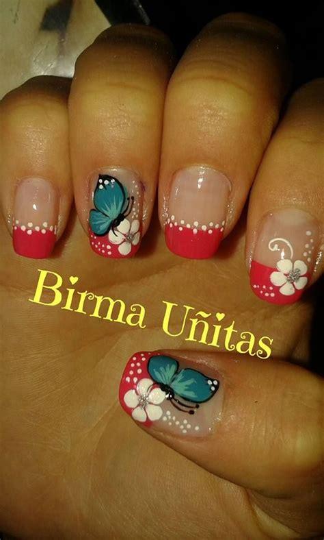imagenes de uñas decoradas bellas 17 mejores ideas sobre u 241 as de atrapasue 241 os en pinterest