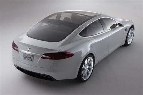 Tesla N Meridianos El Coche El 233 Ctrico Tesla Model S Al Descubierto