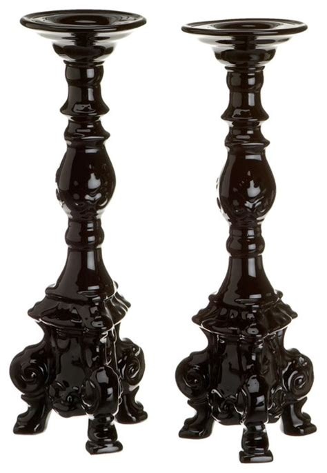 Candle Holders Cheap Candles Cool Black Candle Holders Ideas Black Marble