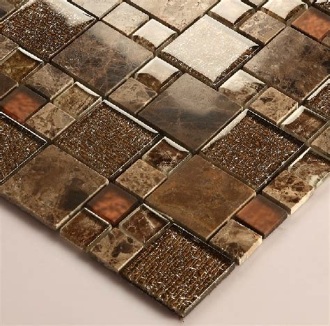 Marble Mosaic Tile by Stone Marble Mosaic Tile Crystal Glass Mosaic Tiles