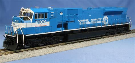 ho scale emd sdmac kato usa precision railroad models