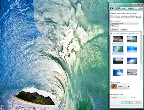 download themes for windows 7 with sound tsunami windows 7 theme with sound download