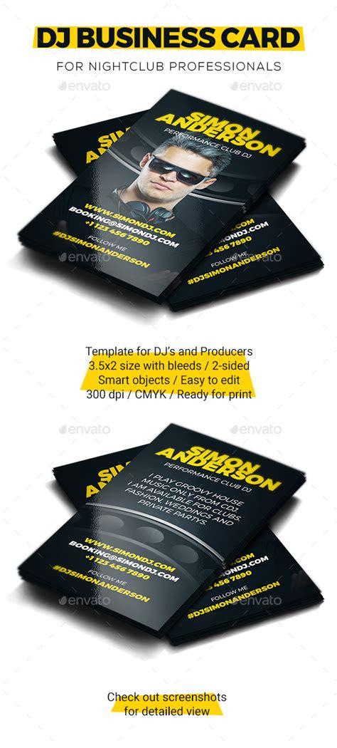 dj business card template psd roll dj business card psd template by vinyljunkie