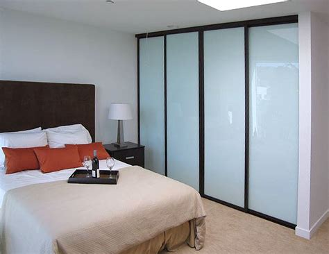 glass closet doors for bedrooms sliding doors modern room dividers interior sliding closet