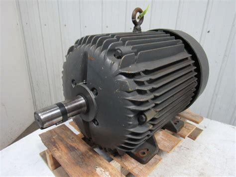 baldor ecpt  hp electric motor  ph  frame