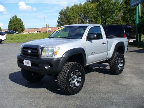 Toyota Tacoma Single Cab Toyota Tacoma Single Cab Lifted Images