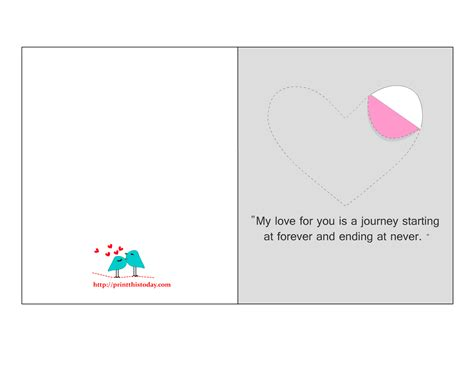 card for printable cards with and thoughtful quotes