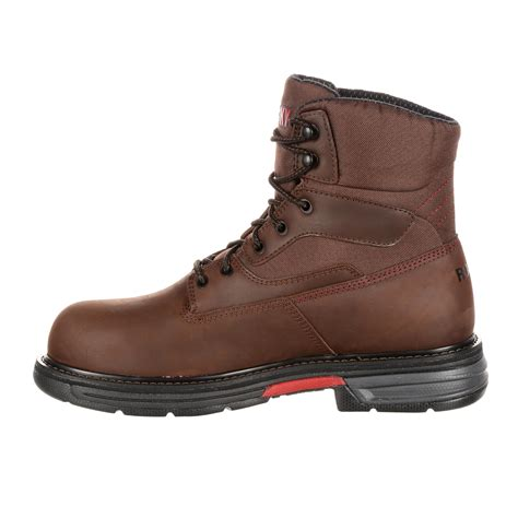 rocky ironclad lt s lightweight waterproof work boots