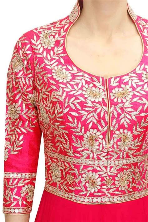 pattern neck designs trends of cotton salwar neck designs catalogue neck