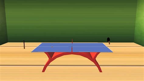 Ping Pong The Animation 3d ping pong animation