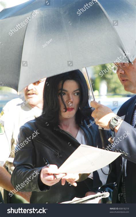 Santa Court Search Santa Ca Nov 15 Michael Jackson At The