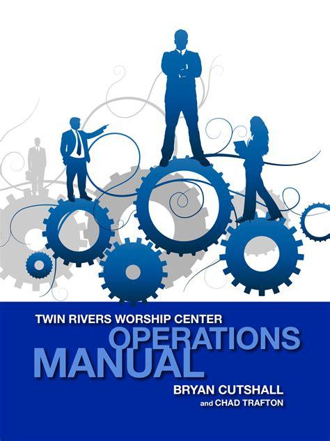 church operations manual