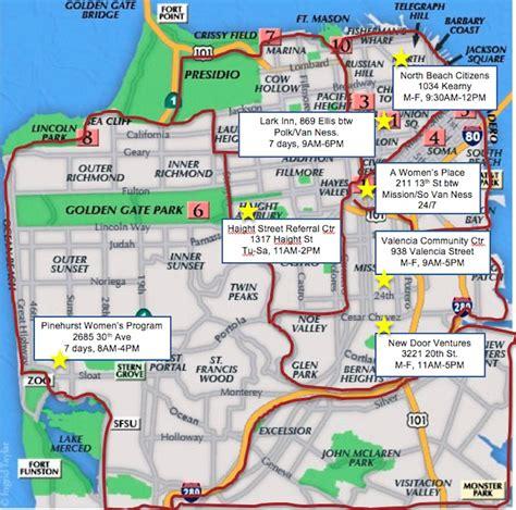 san francisco food map donate food food runners san francisco