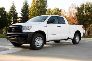 Toyota Tundra Work Truck Toyota Tundra Work Truck Package Photo Gallery Autoblog