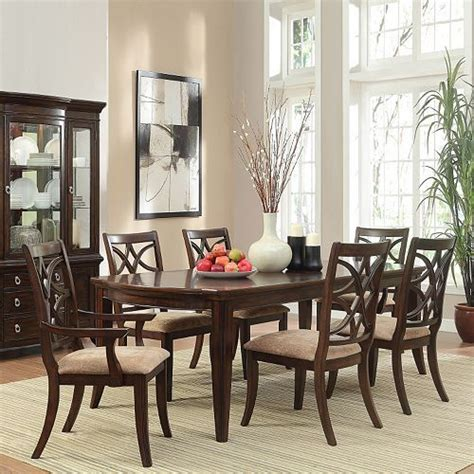 Dining Room Sets Kohls Homevance Hansford 7 Extendable Forma Dining Set