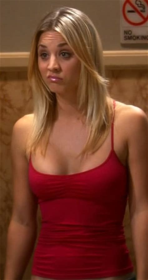 kaley cuoco as penny in quot the big bang theory quot hair kaley cuoco and the infamous the penny look great tv