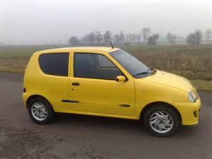Fiat Secento Fiat Seicento Sporting Abarth Pictures Photos