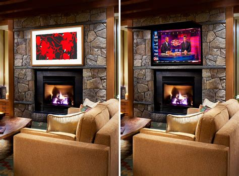 tv coverups tv cover ups frame tv mirror art solutions tv cover ups