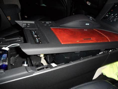 old car manuals online 2010 lexus rx spare parts catalogs service manual 2010 lexus rx center console removal console storage box page 3 club lexus forums