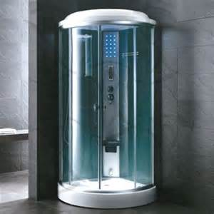 Steam Bath Shower Units Ariel 9090k Clear Tempered Glass Steam Shower Room Steam