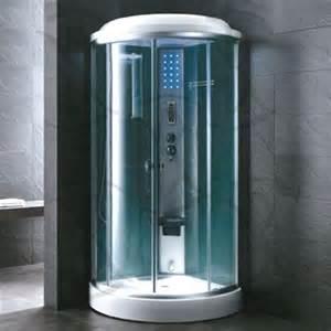 steam bath shower units ariel 9090k clear tempered glass steam shower room steam