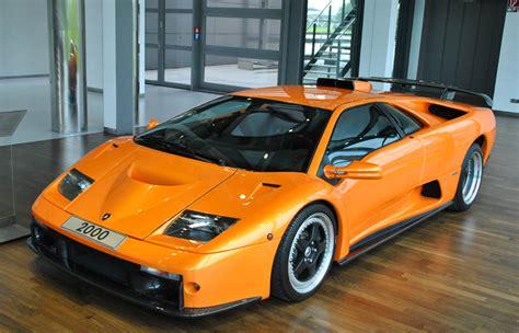 Lamborghini Stats Lamborghini Diablo Gt 1999 Performance Car Stats