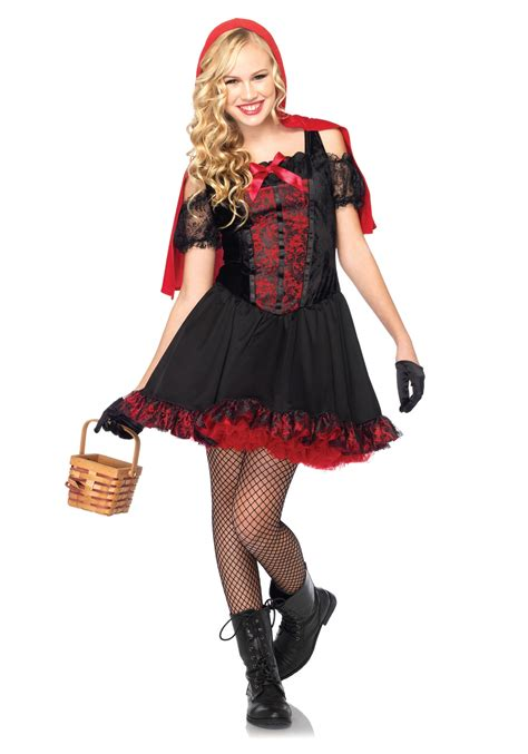 Little Red Riding Hood Costumes Adult Kids Red Riding | little red riding hood costumes adult kids costume teen