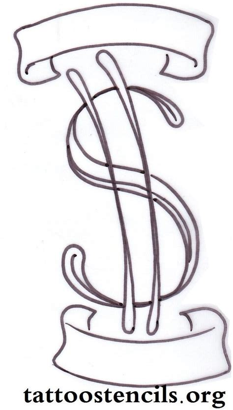 money sign tattoo tattoo collections