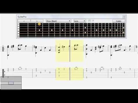 fingerstyle tutorial forevermore guitar guitar tabs fingerstyle guitar tabs in guitar