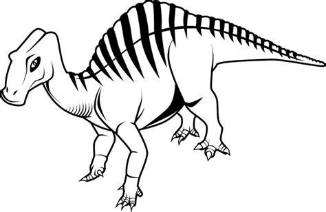 parasaurolophus coloring page az coloring pages