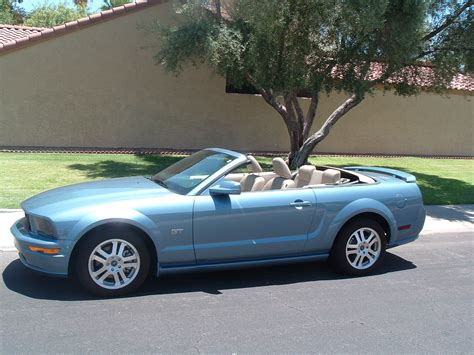 2005 Ford Mustang Convertible by 2005 Gt Convertible For Sale The Mustang Source Ford