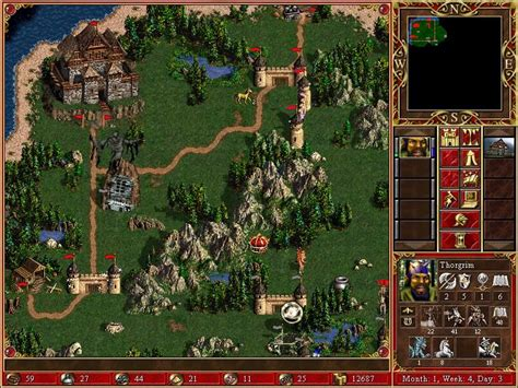 heroes 3 africa map heroes of might and magic iii in the of gods