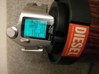 Diesel Dz 7127 White Needle Silver diesel uhren