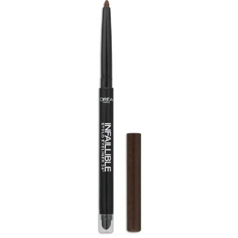 Eyeliner Loreal l or 233 al cosmetics infaillible stylo eyeliner 24