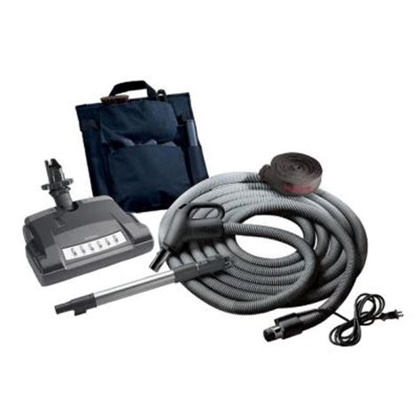 nutone central vacuum system 10 deluxe electric kit